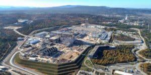 iter energía nuclear uned TECF3IR javier sanz