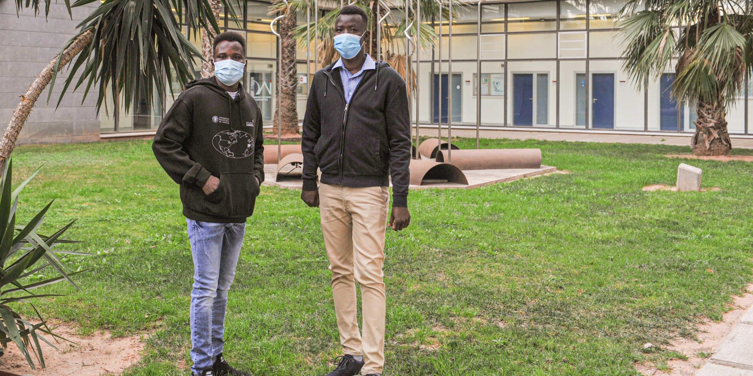 sudan estudiantes UPV erasmus comboni