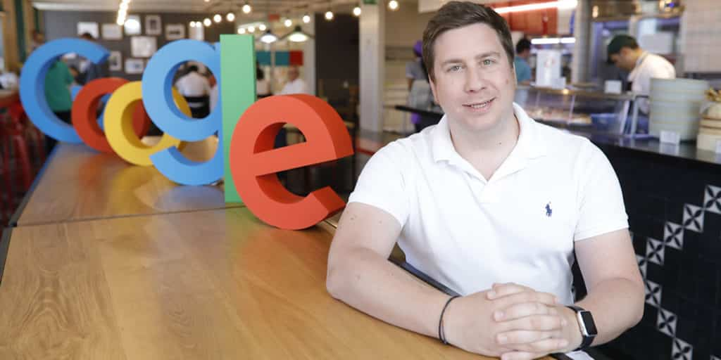 Gonzalo Romero, responsable de Google for Education en España.