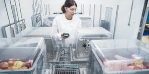 natalia falagan investigadora UPV WE50 reino unido desperdicio alimentario alimentos