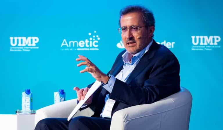 Javier Villacampa es Innovation Corporate Director, Pioneering del Grupo Antolin de automoción.